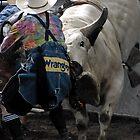 Rodeo Clown by ElfinYeti