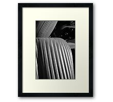 Palm Sculpture by Nature Framed Print