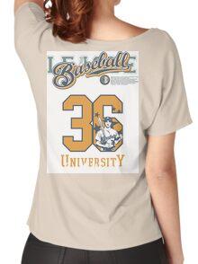 baseball 36 Women's Relaxed Fit T-Shirt