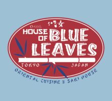 House of Blue Leaves by superiorgraphix