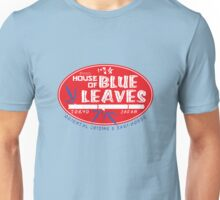 House of Blue Leaves Unisex T-Shirt