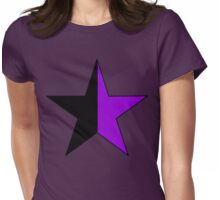 Anarcha-Feminism Star Womens Fitted T-Shirt