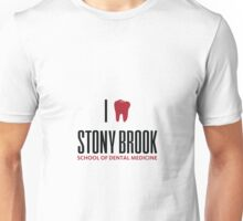 Stony Brook School of Dental Medicine Unisex T-Shirt
