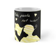 Make Pasta Not War Mug