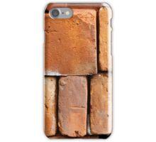 Stacked Adobe Bricks iPhone Case/Skin