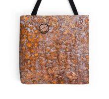 Rusty Boilerplate Tote Bag