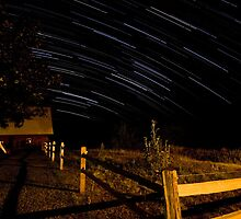 Star Trails 6 by Jay Stockhaus