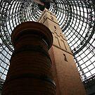 central shot. melbourne - australia by tim buckley | bodhiimages