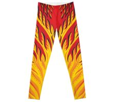 Fiery Phoenix  Leggings