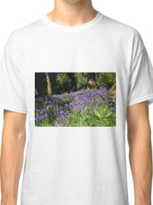 Forest Of Bluebells Classic T-Shirt