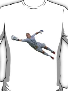 Hope Solo Diving T-Shirt