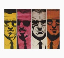 reservoir dogs blonde pink white orange Kids Clothes