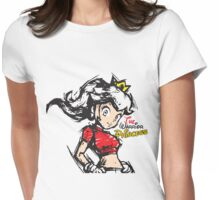 the warrior princes Womens Fitted T-Shirt