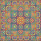 A Vintage Look (aka Grandma's Quilt) by Lyle Hatch