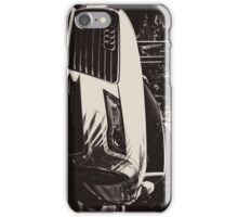 Front of an AUDI iPhone Case/Skin