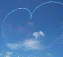 Heart in the sky by rualexa