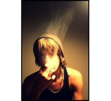 Thank You For Smoking Photographic Print