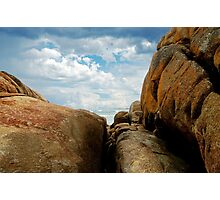 Rocky Outlook Photographic Print
