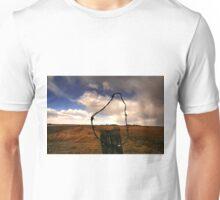 Ominous Prairie Skies Unisex T-Shirt