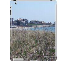 Napatree Point view of Watch Hill, RI  iPad Case/Skin