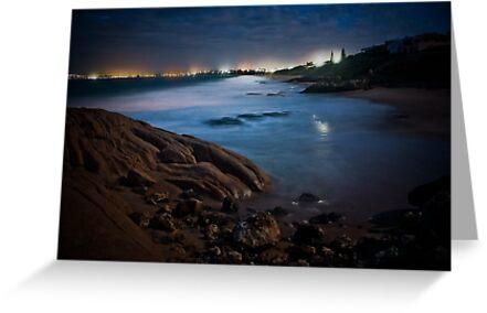 Coastal Glow by Heather Linfoot