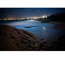 Coastal Glow Photographic Print