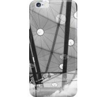 Architectural clouds iPhone Case/Skin