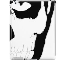 Rick Genest in Black&White iPad Case/Skin