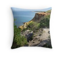 Red Bluff - Black Rock - Victoria - Australia Throw Pillow