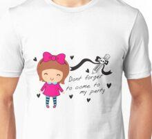 sweety girl Unisex T-Shirt