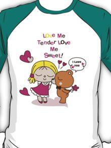 cute friends T-Shirt