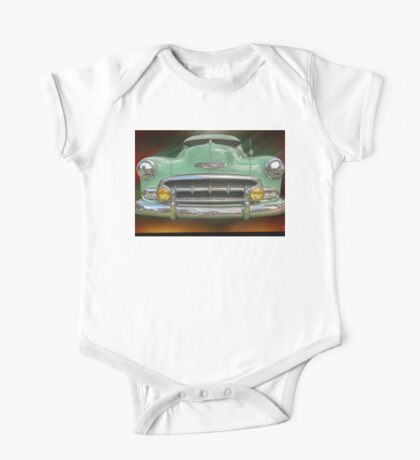 Child of the 50's - 1952 Chevrolet Deluxe One Piece - Short Sleeve