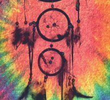 Catcher of the Vivid Nights | Tie Dye Sticker