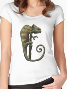 Its a Chameleon Women's Fitted Scoop T-Shirt