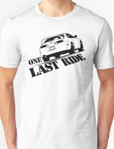one last ride T-Shirt