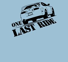 one last ride Unisex T-Shirt