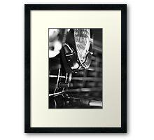 Bullet Framed Print