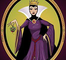 The Evil Queen by ThatDisneyLover