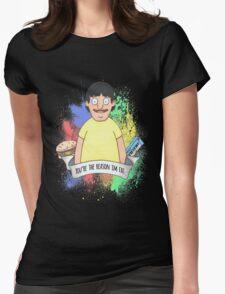 Gene Belcher Womens Fitted T-Shirt