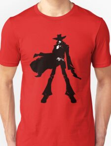 Six of Spades Unisex T-Shirt