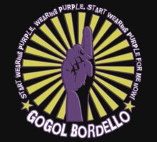 Gogol Bordello - Start Wearing Purple Kids Clothes