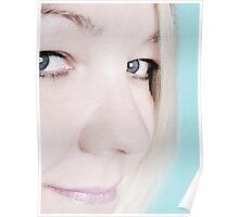 Behind Blue Eyes Poster