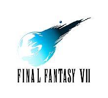 Final Fantasy VII Photographic Print