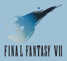Final Fantasy VII Kids Clothes