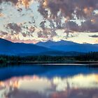 Lake Dillon Panorama by oakleydo