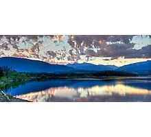 Lake Dillon Panorama Photographic Print