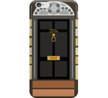 221b Baker Street (Door) iPhone Case/Skin