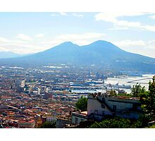 Naples  Photographic Print