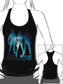 killjoys - blue T-Shirt