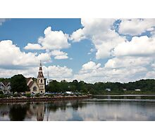 The Churches Photographic Print